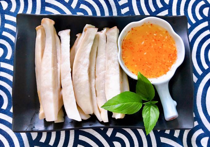 9 món nấu nước dừa thơm ngọt - 7