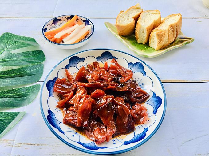 9 món nấu nước dừa thơm ngọt - 6