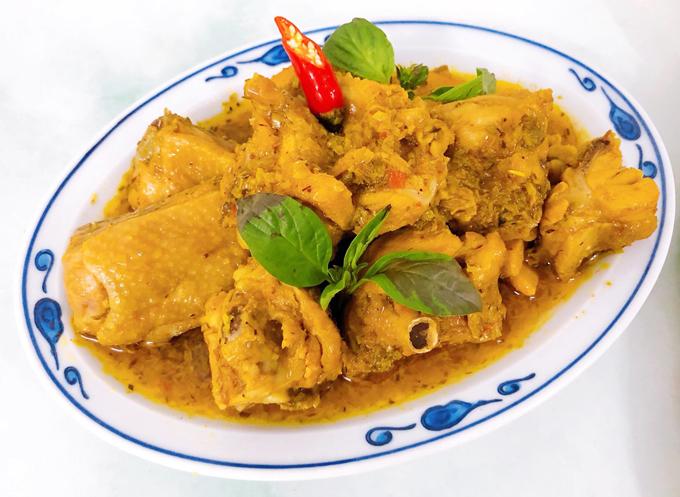 9 món nấu nước dừa thơm ngọt - 1
