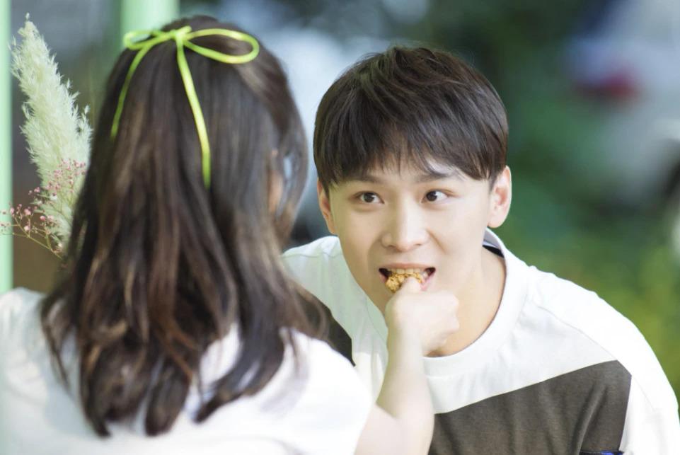 Trương Hằng và Trịnh Sảng khi còn yêu nhau.