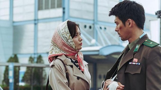 Hyun Bin và Yoona trong Cộng sự bất đắc dĩ cách đây bốn năm.