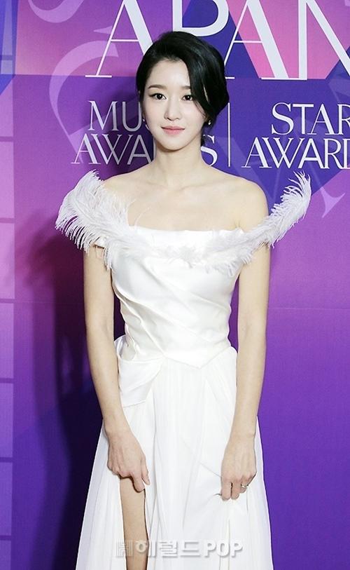 Lần đầu đóng chính,Seo Ye Ji nhận đề cử Nữ diễn viên chính xuất sắc.