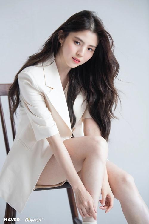 Nữ diễn viên Han So Hee.