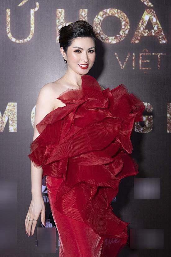 Ca sĩ Nguyễn Hồng Nhung sẽ góp mặt trình diễn trong chung kết.