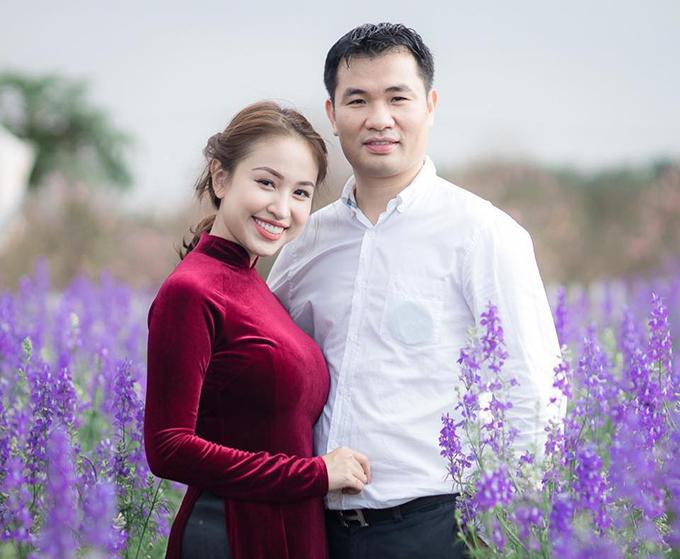 Vợ chồng Vân Hugo.