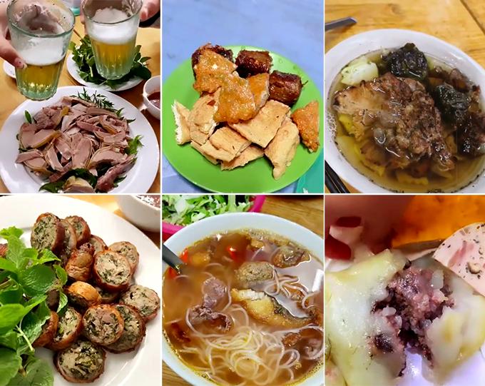 Diệu Nhi làm foodtour Hà Nội trêu tức Kiều Minh Tuấn  - 2