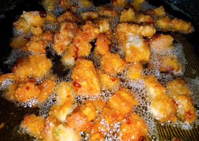Thịt lợn sốt chua ngọt - 3