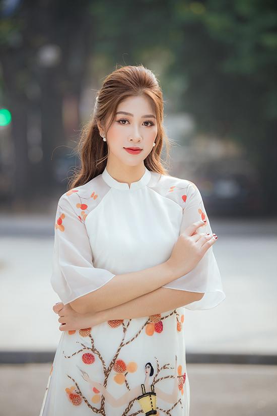 Top 10 Hoa hậu Việt Nam Đặng Vân Ly.