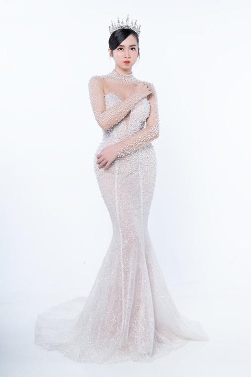 Bộ ảnh được thực hiện bởi người mẫu: Ngọc Trâm, nhiếp ảnh: Hang Đôi, trang điểm, váy cưới: Thịnh Nguyễn Bridal, làm tóc: Huyền Trang.