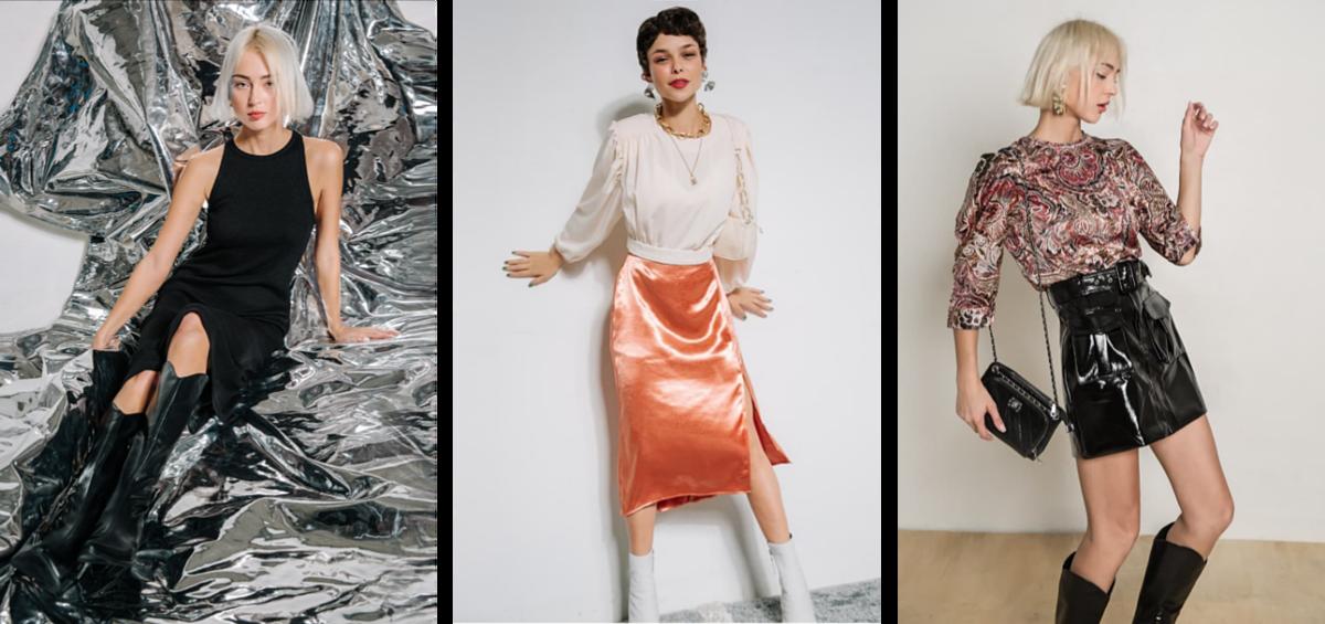 Ngoài ra, bộ sưu tập tháng 1 của J-P Fashion cũng có các thiết kế quyến rũ hơn, giúp phái đẹp khéo léo khoe đường cong trong các bữa tiệc, sự kiện cuối năm.