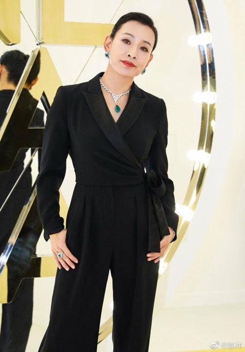 Diễn viên Trần Xung.
