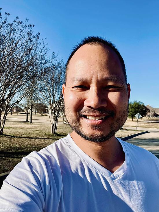 Anh Thomas Tam - chồng của ca sĩ Hồng Ngọc.