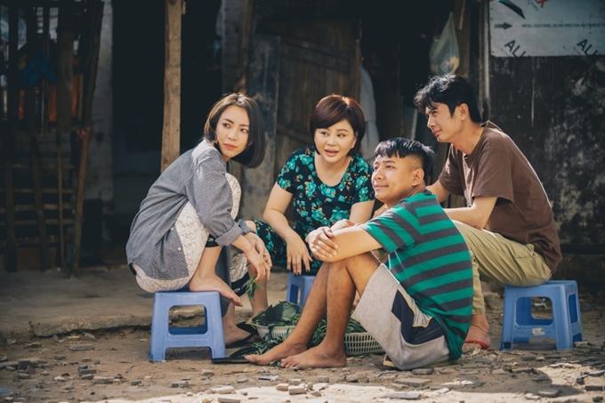 Chuyện xóm tui 2 của nhà Thu Trang vượt 1 triệu view