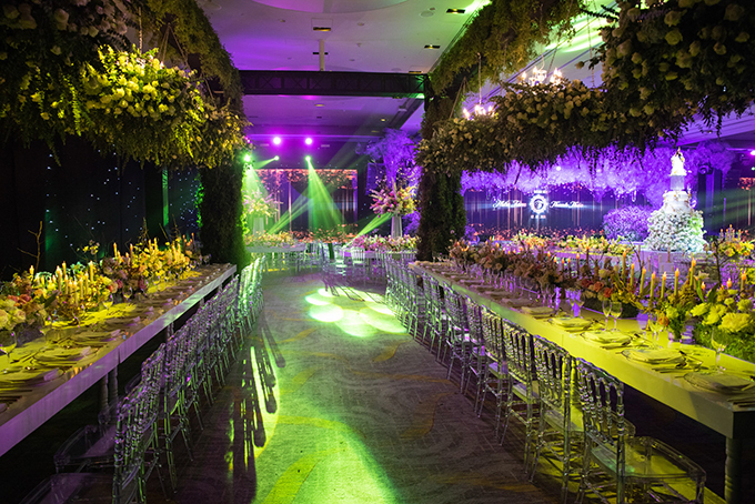 Không gian siêu đám cưới của đạo diễn Nguyễn Hiếu Tâm - 2