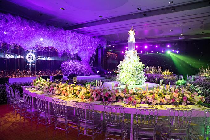 Không gian siêu đám cưới của đạo diễn Nguyễn Hiếu Tâm - 4