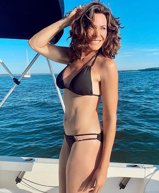 Luann de Lesseps, 55 tuổi Ngôi sao Real Housewives of New York