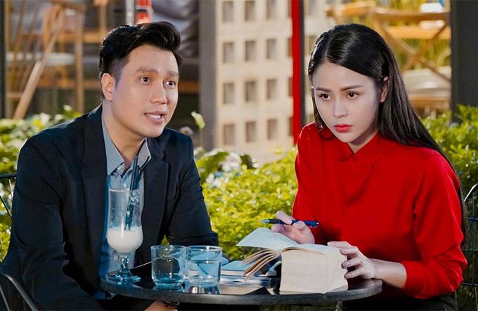 Việt Anh ngại tương tác với Thu Trang ngoài đời - Ngôi sao