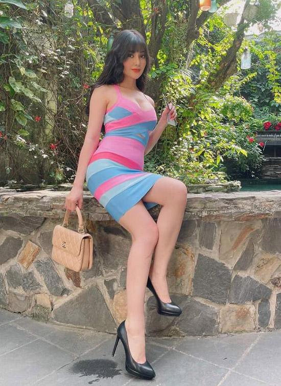 Lily Chen quyến rũ Tim