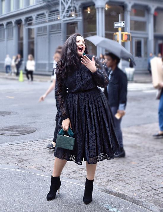 Nàng mập thích chứng minh thời trang không có kích cỡ (3 Tết) - 4