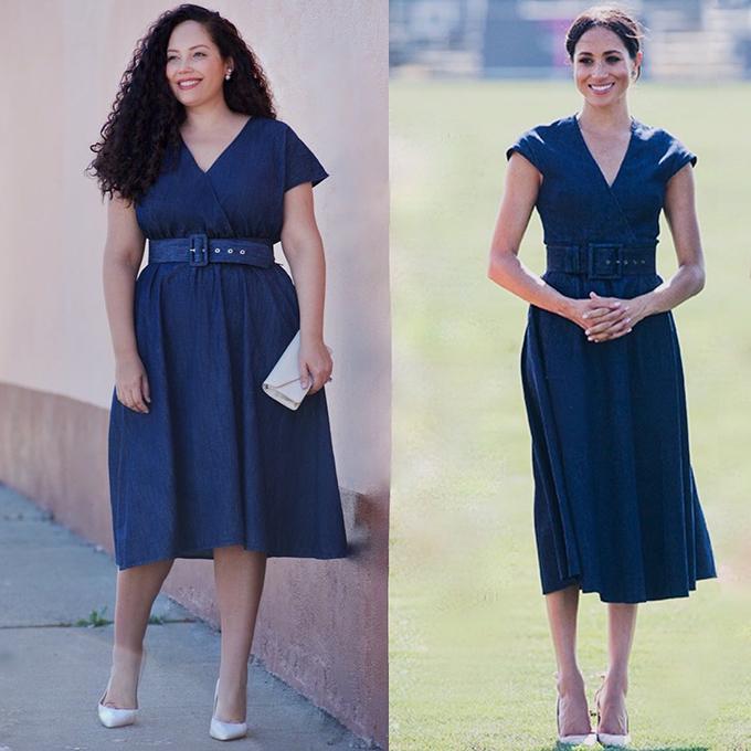 Nàng mập thích chứng minh thời trang không có kích cỡ (3 Tết) - 6