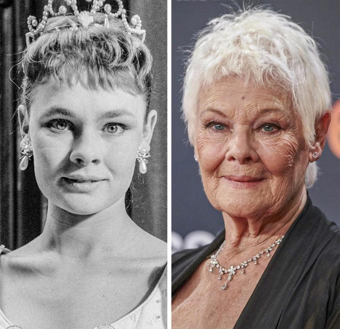 Fan của loạt phim Điệp viên 007 vẫn luôn ấn tượng với điệp viên già nhất với bí danh M. Đó chính là vai diễn của nữ diễn viên người Anh, Judi Dench. Trong hơn 60 năm gắn bó với sự nghiệp diễn xuất, Judi luôn là diễn viên được khán giả mến mộ. Bà đã giành vô số giải thưởng lớn nhỏ, và đến nay ở tuổi 86, Judi vẫn chưa có ý định nghỉ hưu.