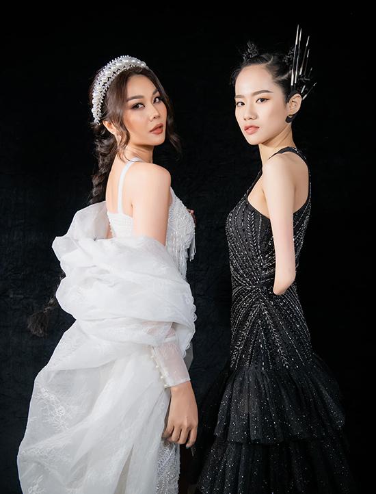 Model khuyết tay Hà Phương: Em đơ cả người khi gặp cô Thanh Hằng (5 Tết) - 3