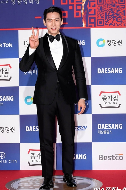Diễn viên Yoo Tae Oh.