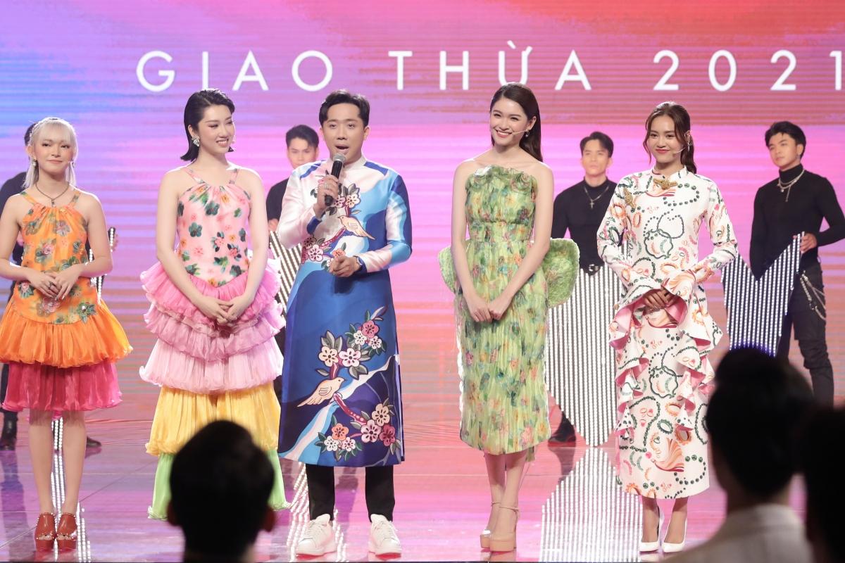 Các tên tuổi nổi bật trong năm qua: Châu Bùi, Thúy Ngân, MC Trấn Thành, Thùy Dung, Lan Ngọc cùng đảm nhận dẫn dắt chương trình.