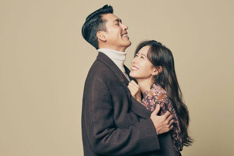 Son Ye Jin - Hyun Bin lộ diện vào ngày Valentine