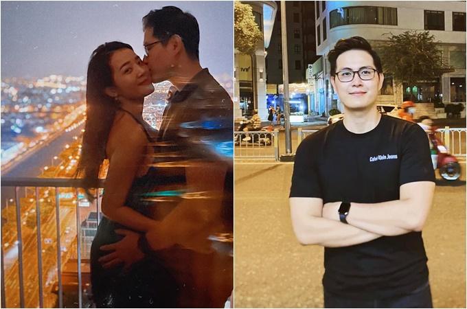 Diễn viên Karen Nguyễn công khai bạn trai Lưu Chấn Bang và cho biết cả hai từng làm bạn một thời gian trước khi yêu nhau. Nữ diễn viên nổi tiếng với vai Hân tiểu tam còn khiến fan phì cười khi khẳng định mình là Monday Official (người yêu chính thức, không phải kẻ thứ ba như trong phim).