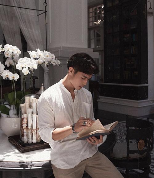 Bạn trai tin đồn Ngô Thanh Vân chuộng đồ đơn sắc - 20