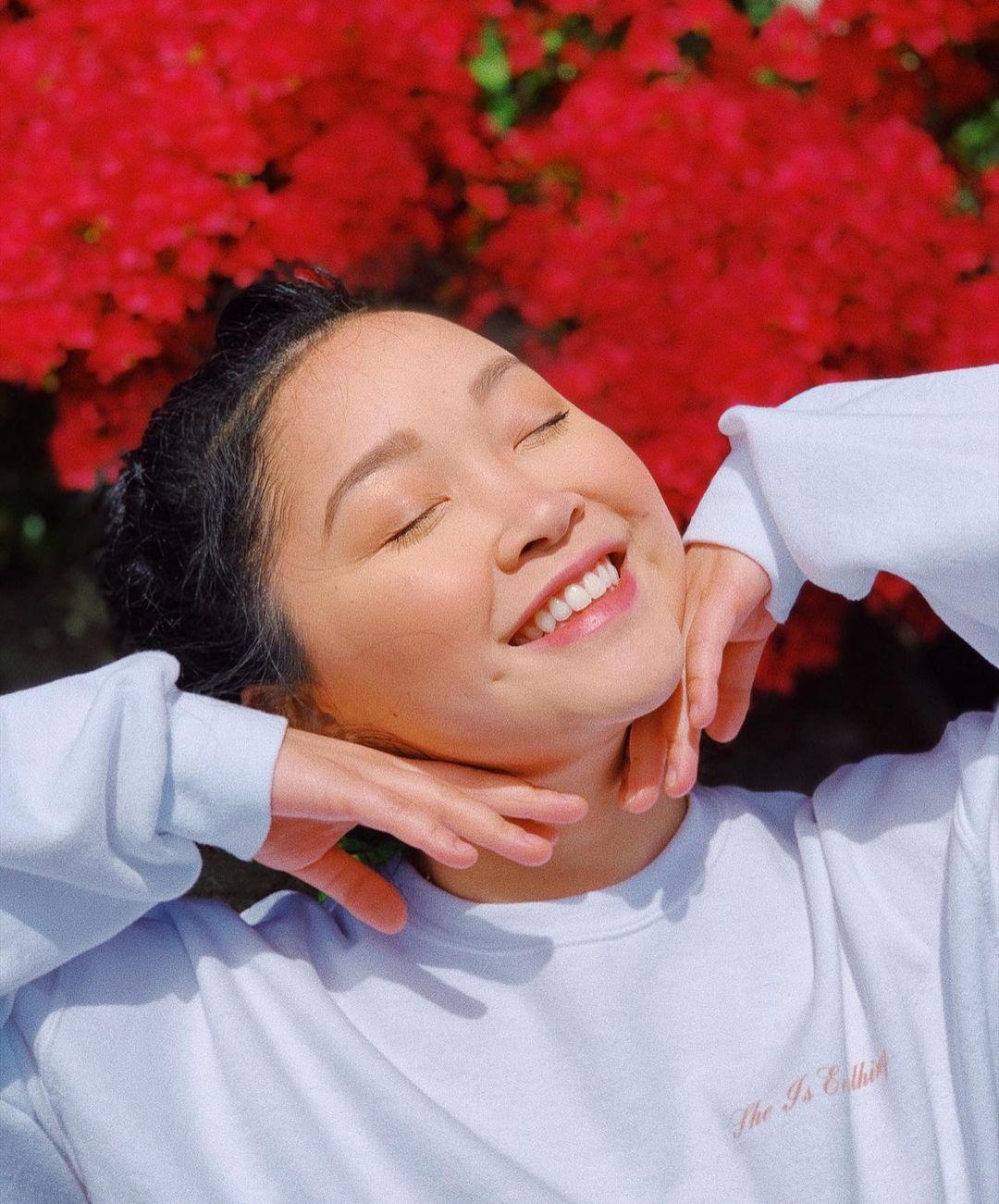 Diễn viên 9X tin rằng sức khỏe làn da và sức khỏe tinh thần có mối liên kết mật thiết.
