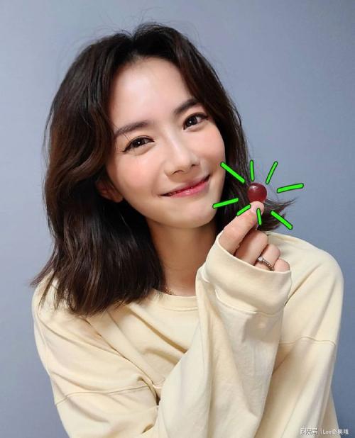 Diễn viên Yoo Ha Na.