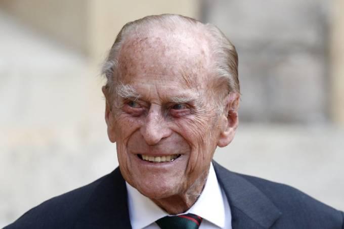 Hoàng thân Philip sẽ bước sang tuổi 100 vào cuối năm. Ảnh: AP.