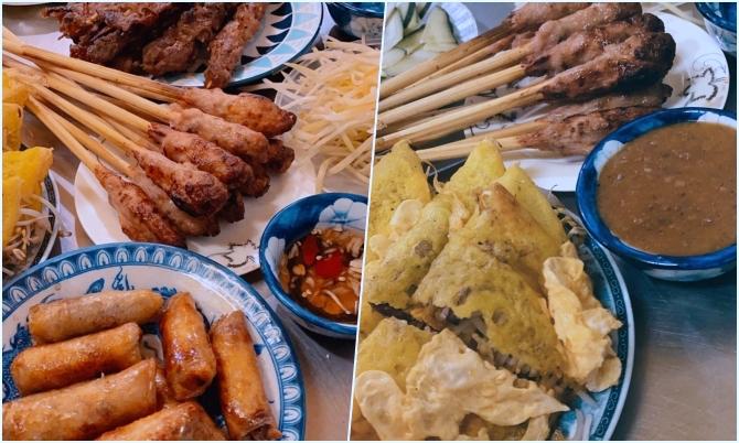 Trịnh Thăng Bình thích thịt heo hai đầu ở Đà Nẵng