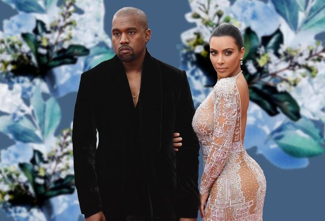 Kim-Kanye từng là một cặp đôi đẹp, quyền lực và giàu có bậc nhất showbiz.