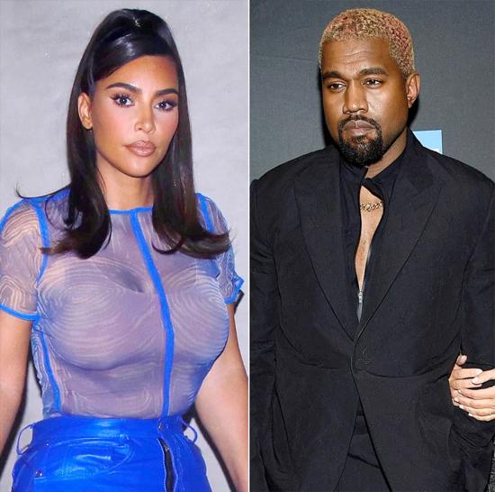 Kim Kardashian và Kanye West đều muốn ly hôn nhanh gọn, không xung đột.