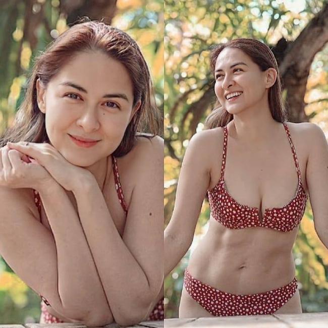 Hạnh phúc ngọt ngào của gia đình mỹ nhân đẹp nhất Philippines - 2