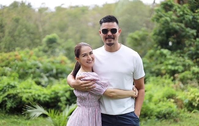 Hạnh phúc ngọt ngào của gia đình mỹ nhân đẹp nhất Philippines - 14