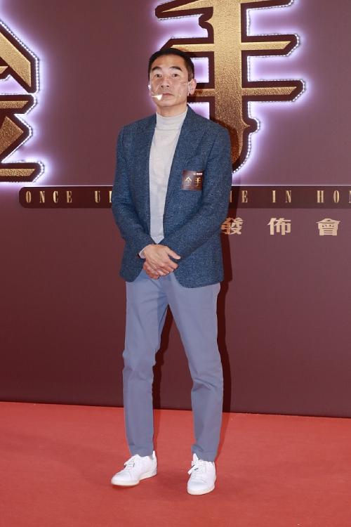 Tài tử Phương Trung Tín hiện 57 tuổi. Anh từng là một trong những gương mặt vàng của TVB, nhưng cũng có giai đoạn gần như sự nghiệp chạm đáy.