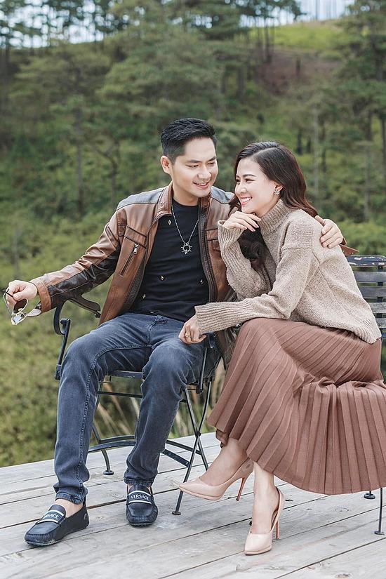 Minh Luân và Thiên Hương vừa công khai tình cảm hôm 20/2.
