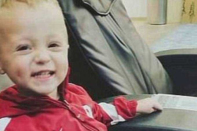 Bé Jayce Martin qua đời do bị vỡ ruột và nhiễm trùng. Ảnh: Orange County Sheriffs Office.