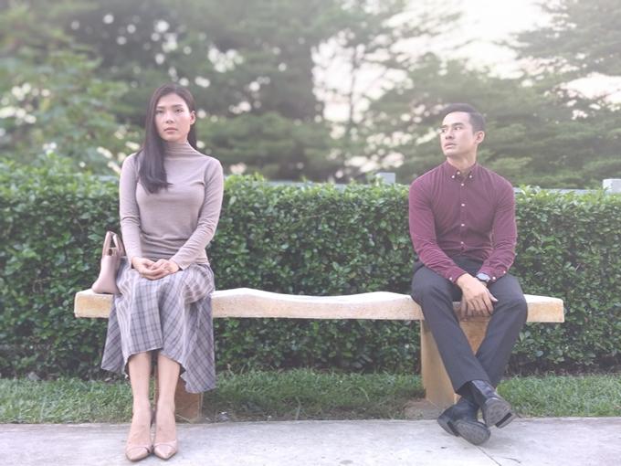 Thúy Diễm và Lương Thế Thành đóng cặp lần thứ 10 với phim Chống lại số phận.