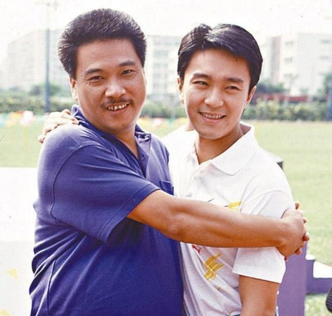 Ngô Mạnh Đạt trên màn ảnh, khi còn hợp tác với Châu Tinh Trì.