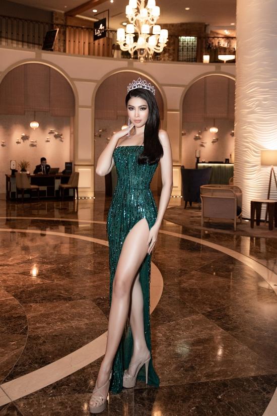 Nguyễn Lê Ngọc Thảo sinh năm 2000, quê TP HCM và là Á hậu 2 Hoa hậu Việt Nam 2020. Cô được chọn làm đại diện nước nhà dự thi Hoa hậu Hoà bình Quốc tế 2020 tại Thái Lan vào tháng 3.