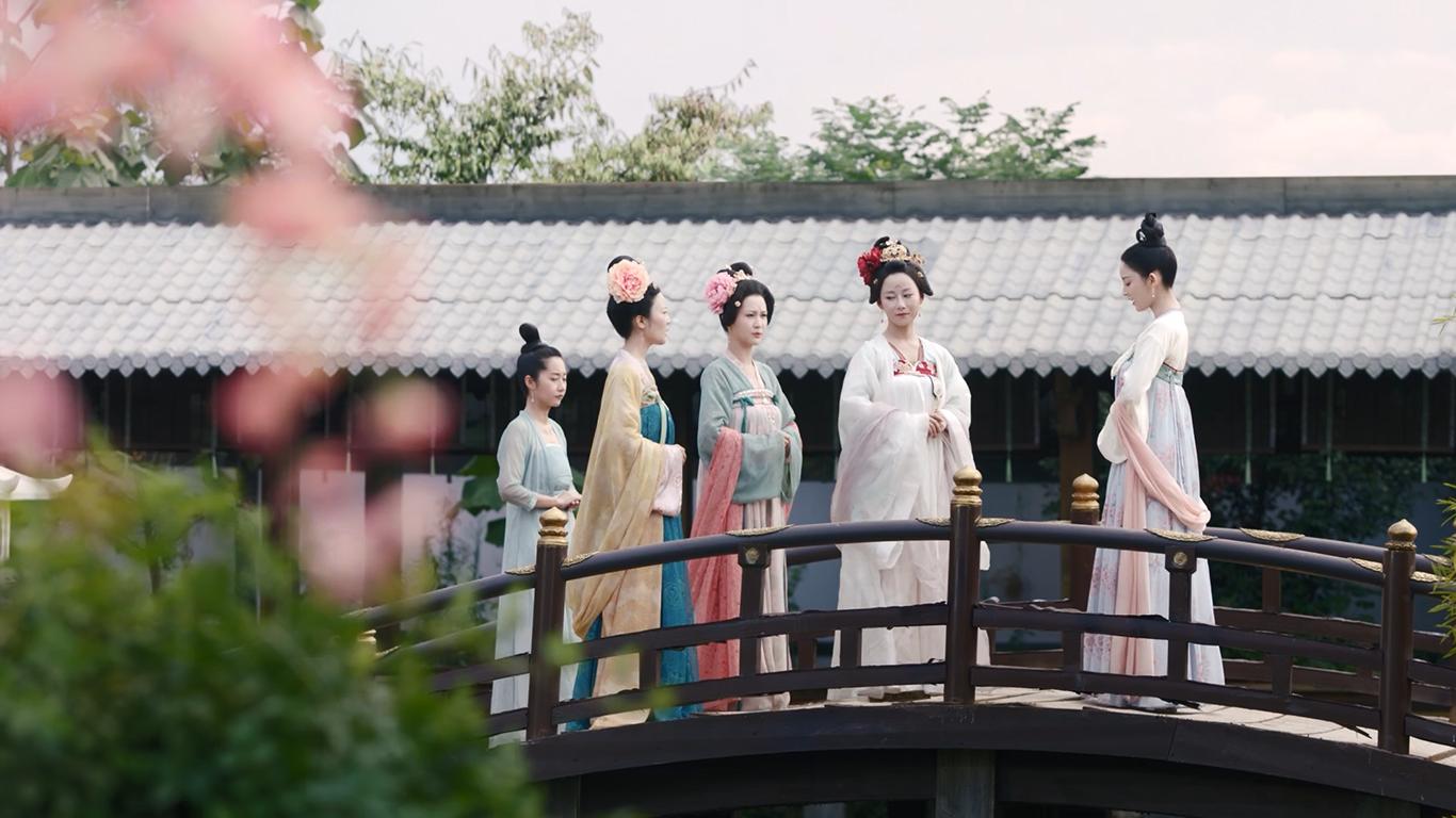 Yếu tố phục trang rất được xem trọng trong Đại Đường Minh Nguyệt.