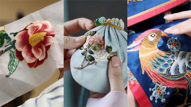 Đường nét tinh xảo trong các thiết kế trang phục của Đại Đường Minh Nguyệt.