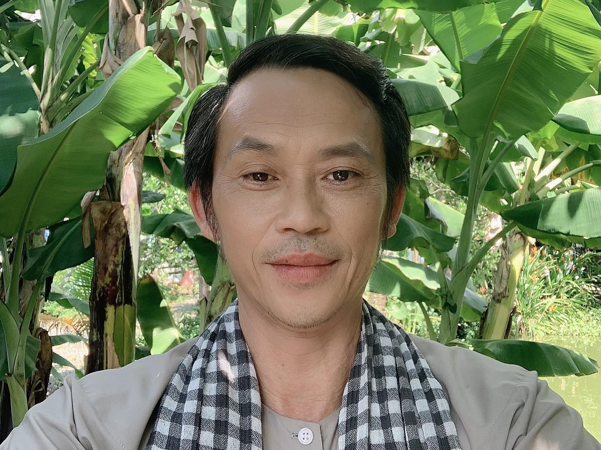 Nghệ sĩ ưu tú Hoài Linh.