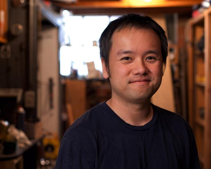 Biên kịch Quí Nguyễn.