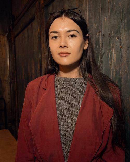 Diễn viên người Việt gốc Mỹ Patti Harrison.
